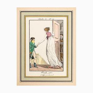 Prends Vite - From Modes et Manières du jour à Paris... Early 19th Century
