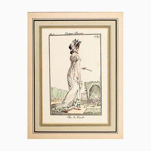 Vue de Tivoli - Aus Le Journal des Dames et des Modes - 1797 1797
