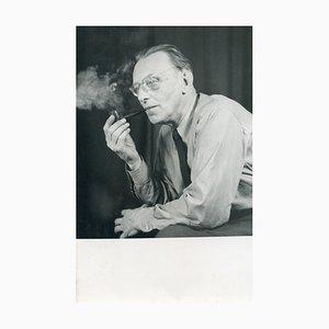 Autogramm und Foto von C. Orff - 1940er 1940er