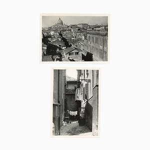 Views of ''Spina di Borgo'' - Original Vintage Photos - 1936 1936