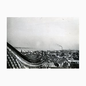 View on the city of Hankou - Vintage Photo 1930s 1930s