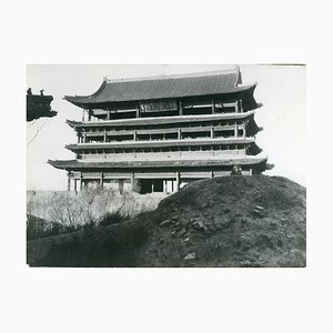 View on the city of Taiyuan - Vintage Photo 1938 1938