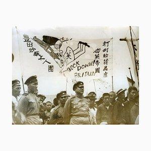 English Soldiers in Tientsin - Vintage Photo 1939 1939