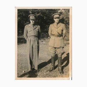 Vintage Foto von King George VI - 1930er Jahre