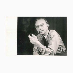 Portrait of Carl Orff - 1950s 1950s