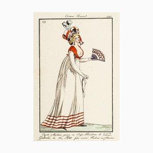Pariser Kostüm No. 8 - Aus Le Journal des Dames et des Modes - 1797 1797