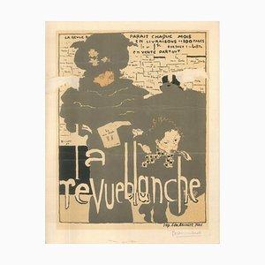 La Revue Blanche - Original Lithograph After P. Bonnard - 1951 1951