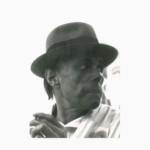 Retrato de Beuys - años 70 - Joseph Beuys - Photo - Contemporary Art