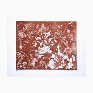 A Dream - Original Lithograph by E. Conciatori - 1970 1970