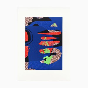 Untitled - Original Screen Print by Wladimiro Tullio - 1970s 1970s