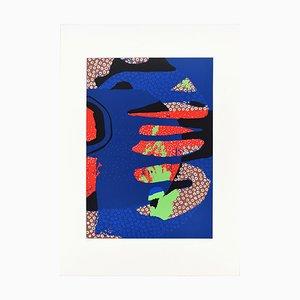 Untitled - Original Siebdruck von Wladimiro Tullio - 1970s 1970s