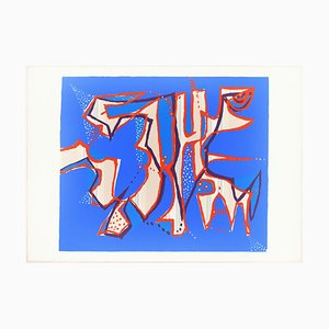 Untitled - Original Screen Print by Wladimiro Tulli - 1970s 1970s