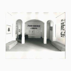 7000 Eichen - Original Vintage Photo von Buby Durini - 1984 ca. Ca. 1984
