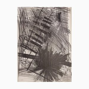 Composition - Original Lithograph by V. Venturi - 1960s 1960s