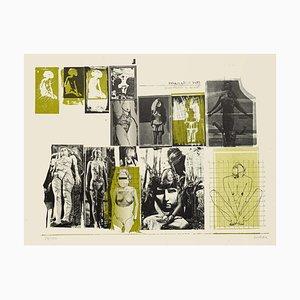 Nude - Original Lithograph by Sergi Barletta - 1970s 1970s