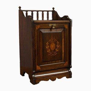 Antique Rosewood Cabinet