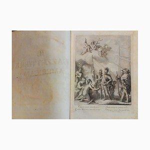 Il Gazzettiere Americano - Ancient Illustrated Book on the Americas - 1763 1763