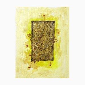 Grass Marks - Original Mixed Media von Claudio Palmieri - 2008 2008
