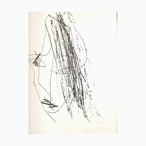 Untitled - Original Artbook with Suite of Etchings by Yannis Kounellis - 1992 1992