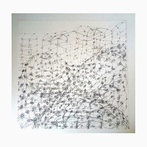 Untitled - 1990s - Tony Cragg - Drawing - Contemporary 1996