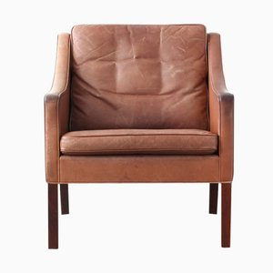 Mod. 2207 Armchair by Børge Mogensen for Fredericia