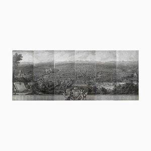 Gravure à l'Eau-Forte par Giuseppe Vasi - 1765 1765