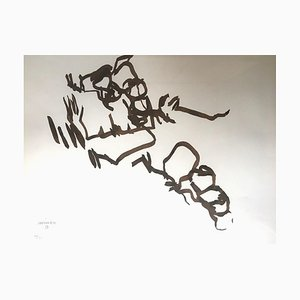 Concordancia - 1960 - Eduardo Chillida - Lithografie - Contemporary 1960
