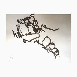 Concordancia - 1960 - Eduardo Chillida - Litografia - Contemporanea, 1960