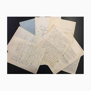 Correspondence of Zao Wou-ki - 1951/1955 1951-1955