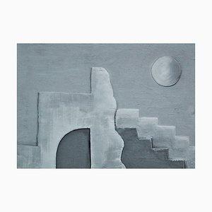 The Walls - Ölgemälde von Paola Romano - 2016 2016
