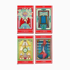 Tarots - The Complete 78 - Card Tarot von Andrea Picini 1979