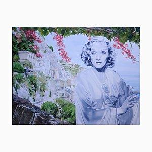 Mediterranes Lied - Original Oil on Canvas by G. Montesano - 2011 2011
