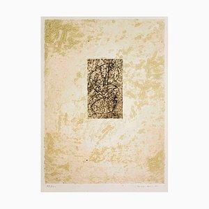 Grabado Zodiaque - Original de Max Ernst - 1971 1971