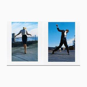 Stampa Cindy And Eric - pigmento su carta di Robert Longo - 2014 1981/2014