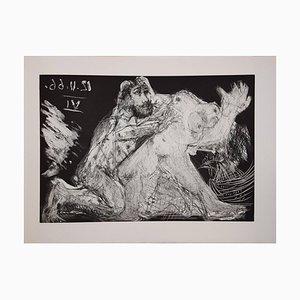 Le Cocu Magnifique - Original Komplette Radierung von Pablo Picasso - 1968 1968