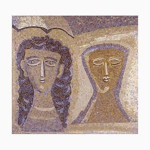 Ombrellino (Umbrella) - Original Mosaic - 1947 ca. 1947 ca.