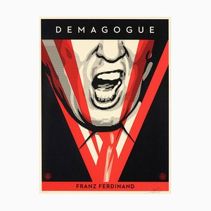 Demagogue - Screen Prints by Obey Giant (Shepard Fairey) - 2016 2016