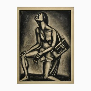 Sunt lacrimae Rerum - from ''Miserere'' by G. Rouault - 1926 1926