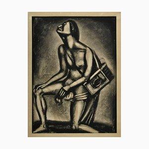 Sunt lacrimae Rerum - von '' Miserere '' von G. Rouault - 1926 1926