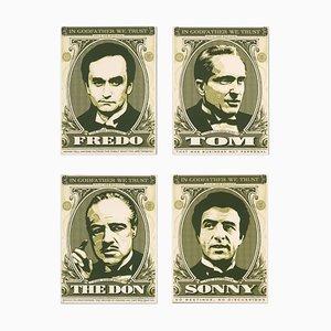 In Godfather We Trust - Complete Serie von Obey Giant (Shepard Fairey) - 2006 2006