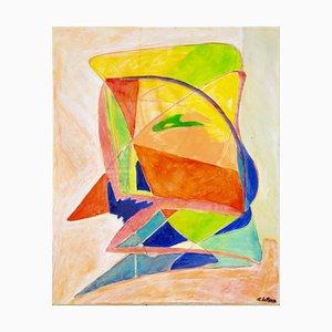 Formes Géométriques - Peinture à l'Huile 2020 par Giorgio Lo Fermo 2020