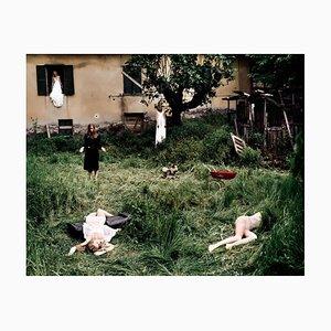 The Virgin Suicides - Original Limitierte Auflage Foto von Angelo Cricchi 2010