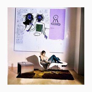Edie Sedwick - Original Limitierte Auflage Foto von Angelo Cricchi 2009