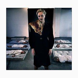 Magda Goebbels - Fotografía original edición limitada de Angelo Cricchi 2009