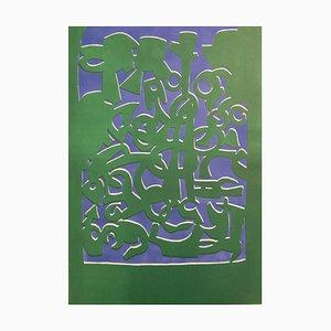 Ohne Titel - Original Lithographie 1960 1960