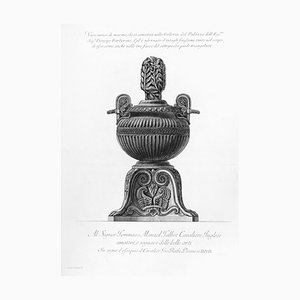 Vaso antico di marmo, che si conosceva nella Galleria... - Etching 1778 1778