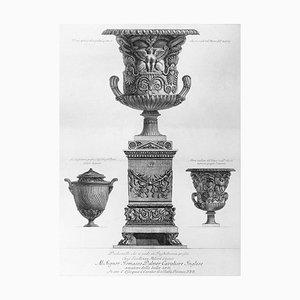 Vasi antichi - Etching by G.B. Piranesi - 1778 1778