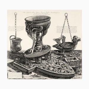 Altra veduta del medesimo in prospettiva - Etching by G.B. Piranesi - 1778 1778