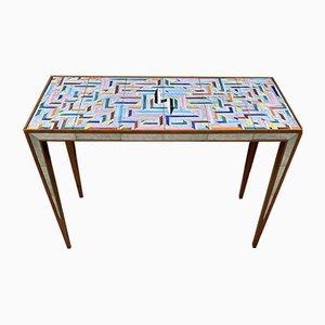 Table Console Labirinto par Gio Ponti, 1980s