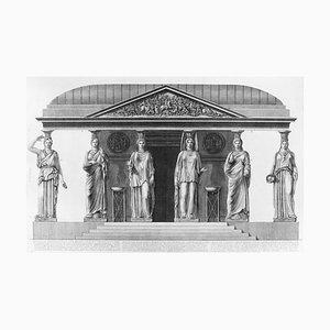 A Sue Eccellenza il Signor Henry Hope - Gruppo di Cariatidi - 1778 1778